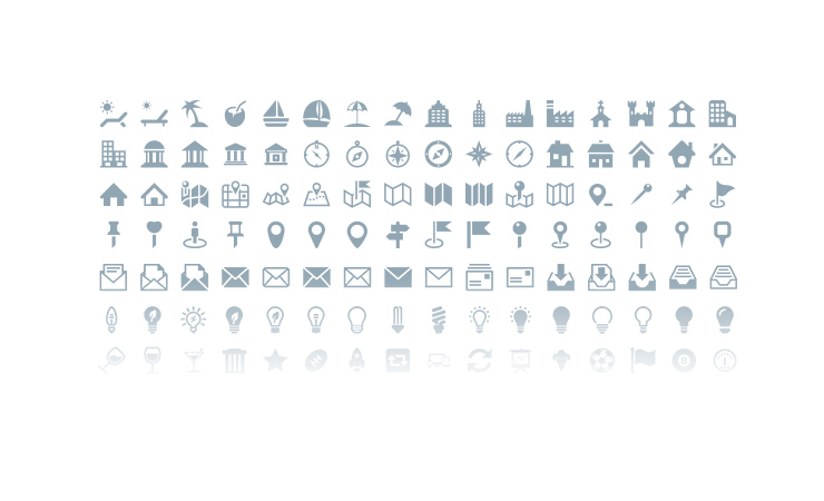 Pixel-Perfect Vector Icons Deal