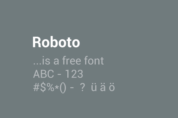Toolinfy 45 Best Free Font Families